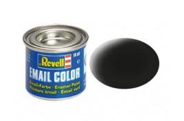 Revell Solid Black Matt Enamel 14ml No.8