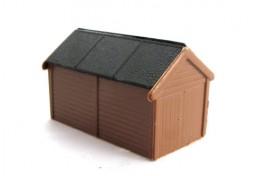 Domestic Garages x 2 Plastic Kit