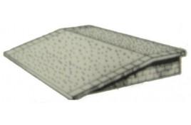 2 x Wide (50mm) Platform Ramps Plastic Kit