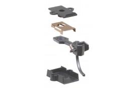Magne-Matic Medium 9/32'' Centreset Universal Couplers x 2 pairs