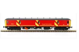 Class 128  Royal Mail Letter Red OO Gauge Motorised
