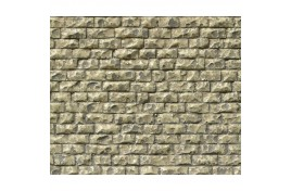 Medium Random Stone Wall N/HO Gauge