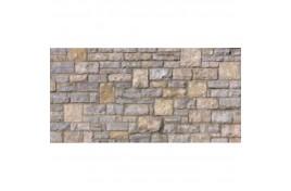 Medium Stone Block Wall OO/HO Gauge