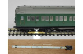 Coach Lighting Strip - Cool White and Electric Spark Effects OO Scale