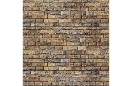 Basalt Wall Embossed Card OO/HO Scale