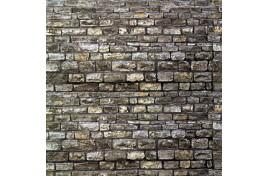 Granite Wall Embossed Card OO/HO Scale