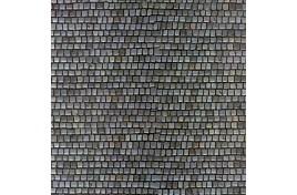 Cobblestones Embossed Card OO/HO Scale