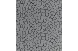 Fancy Pavement Embossed Card OO/HO Scale