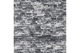 Natural Stone Grey Embossed Card OO/HO Scale