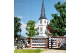 2 Columbariums OO/HO Gauge