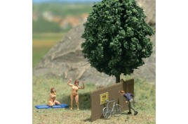 Peeping Tom - Admiring the Scenery OO/HO Scale