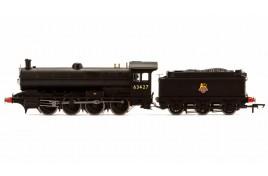 BR, Q6 Class, 0-8-0, 63427 - Era 4 OO Gauge
