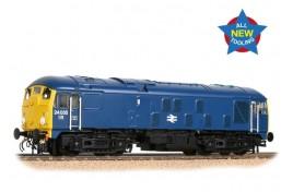 Class 24/0 24035 Disc Headcode BR Blue OO Gauge