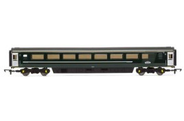 GWR, Mk3 Trailer Standard (Disabled), Coach C, 42015 OO Gauge