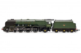 Coronation Class 4-6-2, 46257 'City of Salford' OO Gauge