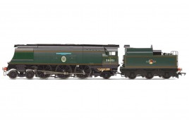 Battle of Britain Class 4-6-2 34051 'Winston Churchill' BR OO Gauge