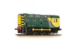 Class 08 08624 Freightliner Powerhaul OO Gauge
