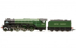 RailRoad BR, Peppercorn A1 Class Tornado With TTS Sound OO Gauge