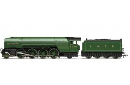 RailRoad LNER 2-8-2 'Cock O' The North' P2 Class OO Gauge