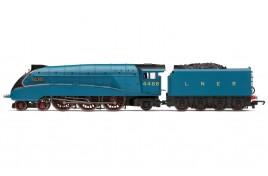 Railroad 'Mallard' LNER Blue 4-6-2 A4 Class 4468 OO Gauge