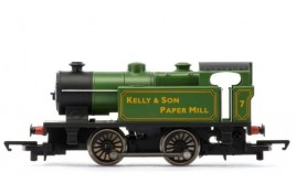 RailRoad 0-4-0 'Kelly & Son Paper Mill' OO Scale
