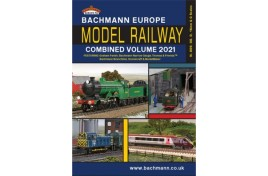 Bachmann Europe Model Railway Combined Volume 2021