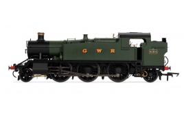 Class 5101 'Large Prairie' GWR 2-6-2T 4154 OO Gauge