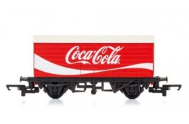 Coca-Cola LWB Box Van OO Gauge