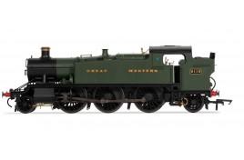 Class 61xx 'Large Prairie' GWR 2-6-2T 6110 OO Gauge