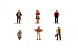 R7118 Farm People OO Gauge
