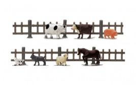 R7120 Farm Animals OO Gauge