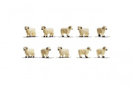 R7122 Sheep OO Gauge