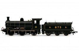 Hornby R3600TTS J39 0-6-0 With sound OO Gauge