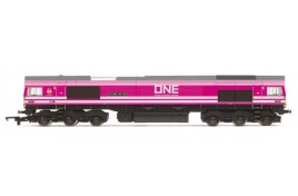 Ocean Network Express, Class 66, Co-Co, 66587 'As One, We Can' OO Gauge