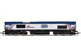 GBRf, Class 66, Co-Co, 66780 'The Cemex Express' OO Gauge