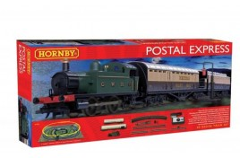 Postal Express Train Set OO Gauge