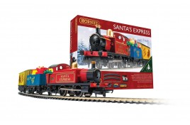 Santa's Express Train Set OO Gauge