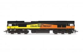 Colas, Class 66, Co-Co, 66850 'David Maidment OBE' - Era 11 OO Gauge
