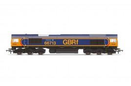 GBRf, Class 66, Co-Co, 66713 'Forest City' - Era 11 OO Gauge