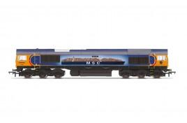 GBRf, Class 66, Co-Co, 66709 'Sorrento' - Era 10 OO Gauge