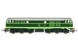 RailRoad BR Class 31 'D5551' with TTS Sound OO Gauge