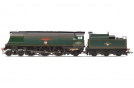 BR (Original) West Country Class, 4-6-2, 34019 Bideford OO Gauge