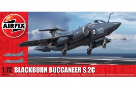 Blackburn Buccaneer S Mk.2 RN 1:72 Scale Plastic Kit