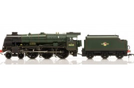 BR, Royal Scot Class, 4-6-0, 46165 'The Ranger' Late BR OO Gauge