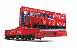 The Coca-Cola Train Set OO Gauge