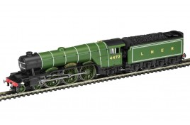 RailRoad, LNER, A1 Class, 4-6-2, 4472 'Flying Scotsman' with TTS Sound OO Gauge