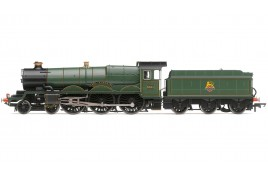 'Earl Of St.Germans' Early Br Castle Class With TTS Sound OO Gauge