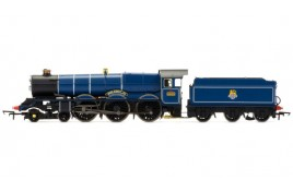 BR, 6000 'King' Class, 4-6-0, 6025 'King Henry III' Early OO Gauge
