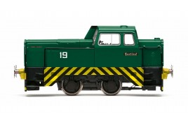 Barrington Light Railway, Sentinel 4wDH, No. 19 OO Gauge