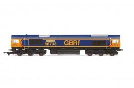 GBRf, Class 66, Co-Co, 66733 'Cambridge PSB' OO Gauge
